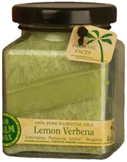 Cube Jar Lemon Verbena 6 oz. Aloha Bay