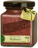 Cube Jar Mulberry 6 oz. Aloha Bay