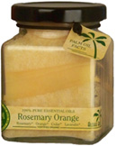 Cube Jar Rosemary Orange 6 oz. Aloha Bay
