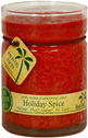 Eco Palm Spa Jar, 5 oz. Holiday Spice Aloha Bay