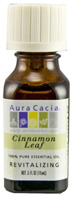Essential Oil Cinnamon Leaf Aura Cacia