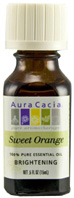 Essential Oil Sweet Orange Aura Cacia