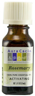 Essential Oil Rosemary Aura Cacia