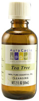 Essential Oil Tea Tree 2 oz. Aura Cacia