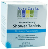 Reviving Peppermint Shower Tablets