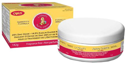 25% Zinc Oxide 14.5% Kaolin Diaper Rash Ointment Fragrance Free 5 oz.