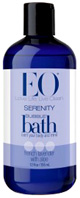Bubble Bath Serenity French Lavende 12 oz. EO Products