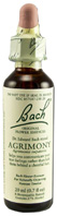 Original Flower Essence Agrimony 0.7 oz. Bach Flower Remedies