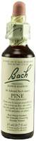 Original Flower Essence Pine 0.7 oz. Bach Flower Remedies