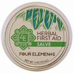 Herbal First Aid Salve Four Elements Herbals