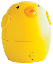 Kids Aroma Diffuser & Humidifier Lulu the Yellow Duck Green Air, Inc.