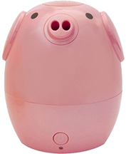 Kids Aroma Diffuser & Humidifier Rosie the Pink Pig Green Air, Inc.