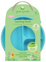 Learning Bowl Aqua
