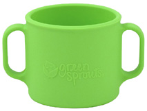 Learning Cup Green