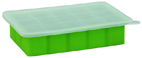 Fresh Baby Food Freezer Tray Green Green Sprouts