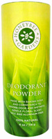 Deodorant Powder 4 oz. Honeybee Gardens