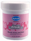 Arnica Ointment 3.5 oz. Jar (Hyland's Standard Homeopathics