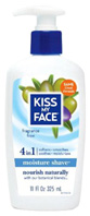 Moisture Shave Fragrance Free 11 oz. Kiss My Face