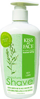 Moisture Shave Key Lime 11 oz. Kiss My Face
