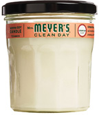 Scented Soy Candle Geranium 7.2 oz. Mrs. Meyers Clean Day