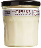 Scented Soy Candle Lavender 7.2 oz. Mrs. Meyers Clean Day