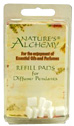 Pendant Diffuser Refill Pads 10/Pack Nature's Alchemy