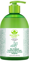 Classic Liquid Soap Purifying 12.5 oz. Nature's Gate