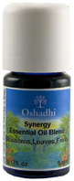 Synergy Blend Blossoms Leaves Fruits Oshadhi