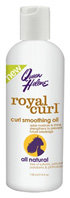 Royal Curl Smoothing Oil 4 oz. Queen Helene