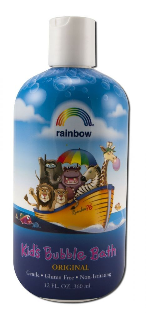 Bubble Bath for Kids Rainbow Research