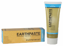 Earthpaste Toothpaste Peppermint Redmond Trading