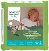 Overnight Stage 4, 24 ct. Seventh Generation