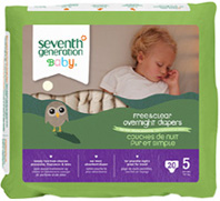Overnight Stage 5, 20 ct. Seventh Generation