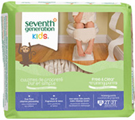 Training Pants 2T-3T 29 ct. Seventh Generation