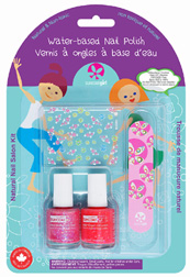 Nail Salon Kit Forever sparkle 4 pc. Suncoat Products