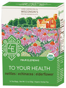 To Your Health Tea 16 ct. Four Elements Herbals