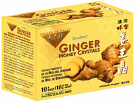 Instant Ginger Honey Crystals, 10 Ct. Prince of Peace