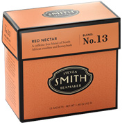 Herbal Tea Blend No. 13 Red Nectar 15 bags Smith Teamaker