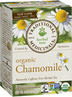 Relaxation Tea Chamomile 16 Tea Bags Traditional Medicinals