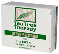 Suppositories Tea Tree Therapy