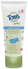 Baby Diaper Cream Fragrance Free 3 oz.